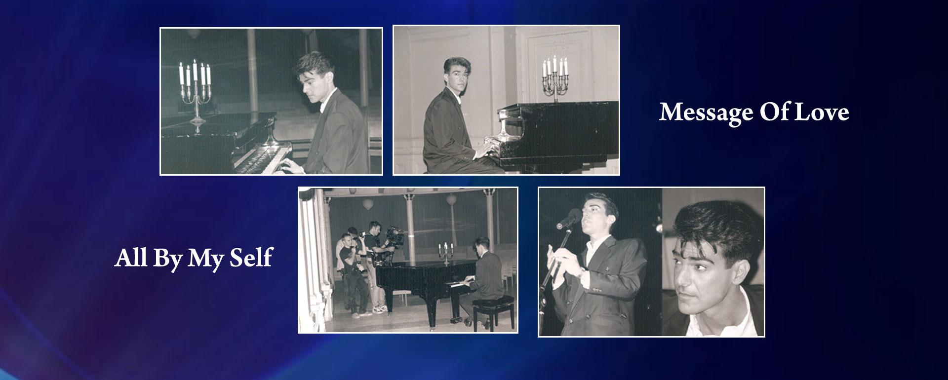 Don Bennechi History Music Video Recording 1997